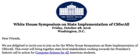 cursor_and_invitation__white_house_symposium_on_state_implementation_of_csforall_-_inbox